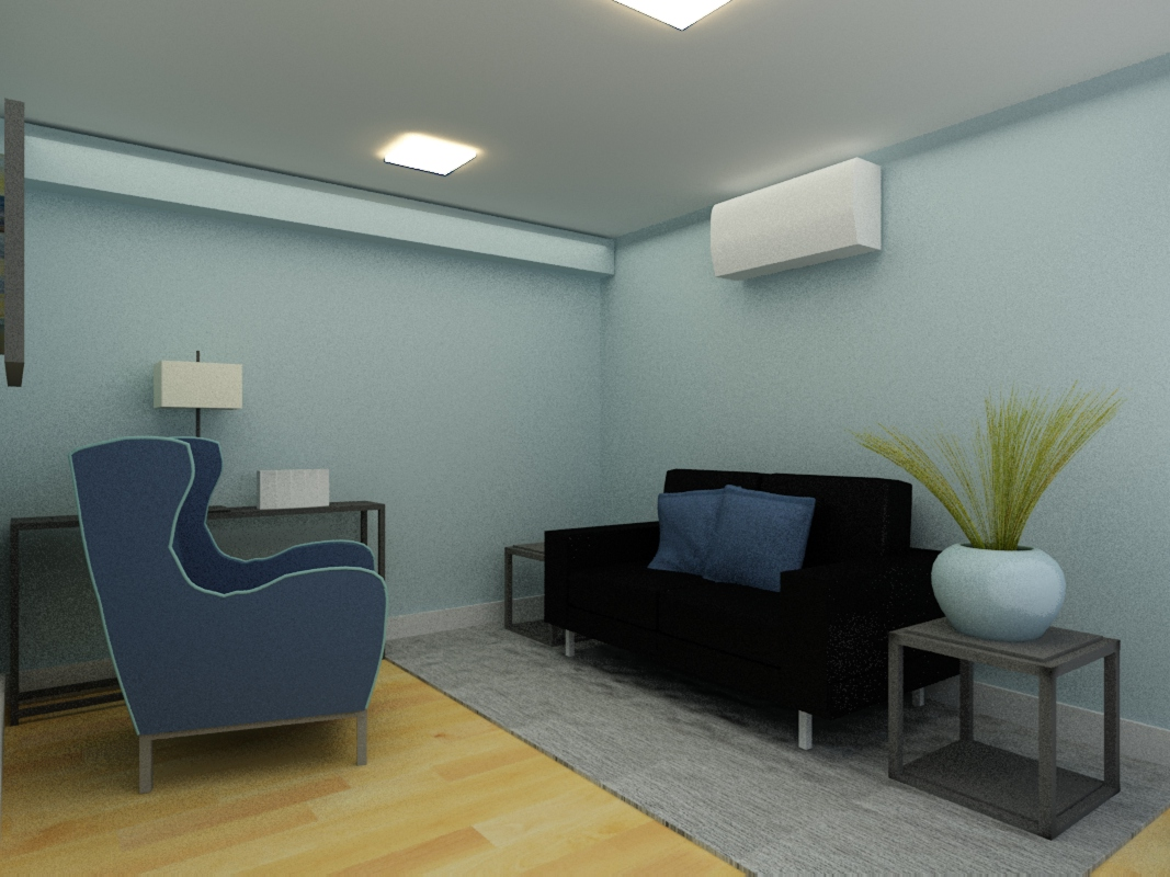 2nd FL Therapy Room